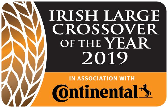 irish car of the year winner